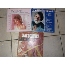 Ray Conniff Lote Lp Vinilo Acetato