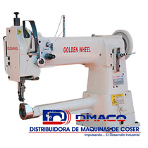 Máquina Cilíndrica Triple Arrastre, Golden Wheel. Cs-8750l