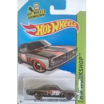 Hot Wheels - 68 Plymouth Barracuda - Dodge