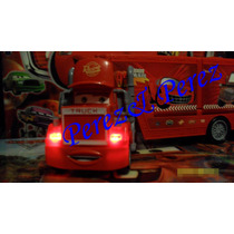 Trailer Cars Mack + Rayo, Mate, (6 U 8 Carritos)