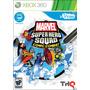 U Draw Marvel Super Hero Squad Comic Combat Xbox 360