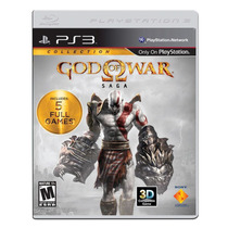 !!! God Of War Saga Ps3 Incluye 5 Juegos En Wholegames !!!