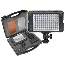 Vidpro Z-96k Kit Luz Led Para Fotografia Y Video