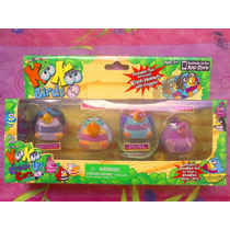 Kookoo Birds Set De Pajaros De La Serie