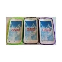 Tpu Slim Case Lanix S500