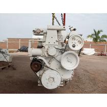 Motor Diesel Cummins Nhc250 240hp 6 Cilindros Exmilitar #258