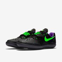Zapato Tenis Nike Lanzamiento All Around Disco Bala Martillo