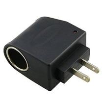 Universal Ac A Dc Encendedor Del Coche Socket Adaptador Ench
