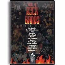 Best Rock Bands Of All Time / Metall / 2 Discos En Dvd Nirva
