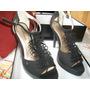 Hermosas Zapatillas Negras De Sears Nuevas Super Rebajadas