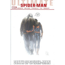 Marvel Ultimate Comics: Death Of Spider-man Omnibus - Nuevo