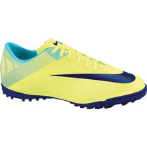 Remate!! Tenis Nike Mercurial Victory Ii Tf (unicas Tallas )