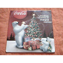 Cd Coca Cola Navideño Promo 2010 - Cd Nuevo Sellado -