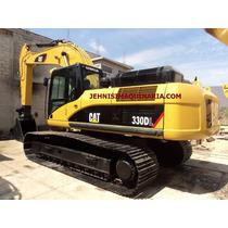 Excavadora Caterpillar 330dl, Año 2008, Recién Importada Eua