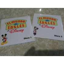Curso De Inglés De Disney En Dvds