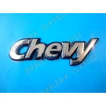 Emblema Chevy Monza Swing Pop Joy Lateral Cajuela 1993-2003