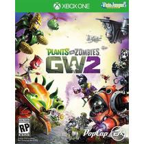 Plantas Contra Zombies 2 Xbox One