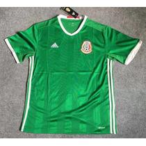 Jersey México 2016-2017 Copa América Verde