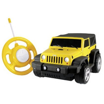 Tb Rc Carro Kid Galaxy My 1st Rc Jeep Wrangler