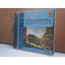 Roberto Murolo. Antologia De La Cancion Napolitana 1. Cd.