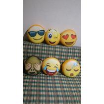 Cojin Emoticones, Peluche Emoji De Whatsp, Remato Df
