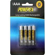 16 Baterias Powerex Nimh 1000mah Pilas Recargables Aaa Hm4