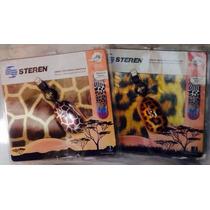Dos Mouse Retractil Con Pad Cromatico!!!steren Nuevos!!