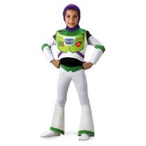 Disfraz Buzz Lightyear (+ Alas Gratis) Original Exportación