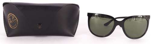 c2bf337680 Ray Ban Rb4126 Cats 1000 Lentes Sol Negros, Tortoise Ent. In