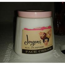 Envase Antiguo,crema Jergens (importada/ Contenido 10 Onz)