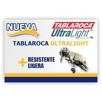 2 Hojas Tablaroca Ultralight Nuevas Oportunidad Solo Df