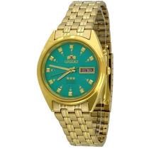 Reloj Orient Wort1097 Dorado