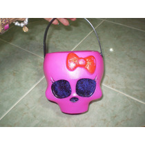 Halloween! Linda Canasta Para Dulces! Monster High!