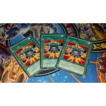 Yugi-oh Nitro Unit Rara X3 Usadas