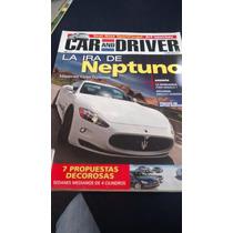 Car And Driver - La Ira De Neptuno Maserati Gran Turismo 112