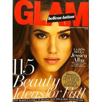 Jessica Alba Revista Glam Latina