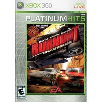 Burnout Revenge- Xbox 360 - Nuevo Envio Gratis