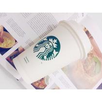 Vaso De Starbucks - Kit Con 2 Y Tapa Incluida - Original