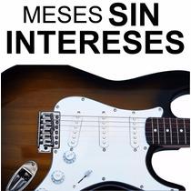 Vecctronica: Guitarra Electrica Profesional Tipo Stratocaste