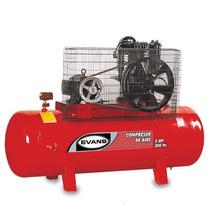 Compresores Aire Evans 5hp E230me500-300 Bifasico