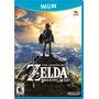 The Legend Of Zelda Breath Of The Wild Para Wii U En Bnkshop