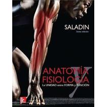 Anatomia Y Fisiologia Kenneth S. Saladín 6ª Edición