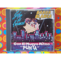 Banda Blanca Cd Sopa De Caracol 1990 Canada Ritmo Punta