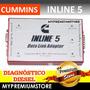 Cummins Inline 5 Diagnostico Diesel Tractocamiones Usb Case