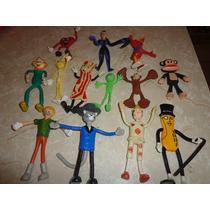 Lote De Figuras Flexibles Toys Bend-ems Precio X Pieza