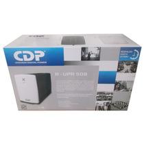 No-break Cdp R-upr508, 500va/240w, 8 Cont; 2 Años Garantia