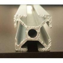 Perfil Aluminio Estructural 30x30