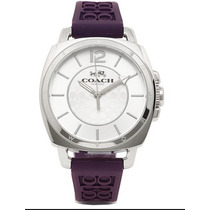 Coach Boyfriend Quartz Watch Modelo 14502091 Dama