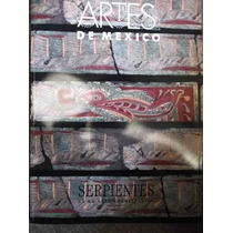 Revista Artes De Mexico Serpientes En El Arte Prehispanico