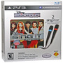 Disney Sing It Pop Hits Pack Ps3 Playstation Nuevo Y Sellado